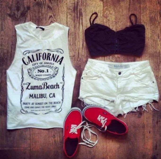 Cali outfit ;)