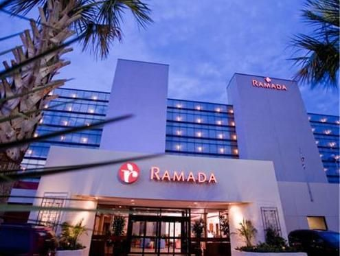 Virginia Beach (VA) Ramada Inn On The Beach Hotel United States, North America Stop at Ramada Inn On The Beach Hotel to discover the wonders of Virginia Beach (VA). The hotel has everything you need for a comfortable stay. Restaurant, smoking area, family room, elevator, business center are just some of the facilities on offer. Guestrooms are fitted with all the amenities you need for a good night's sleep, including daily newspaper, coffee/tea maker, hair dryer, non smoking ro...