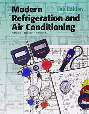Modern Refrigeration and Air Conditioning provides an excellent blend of theory with job-qualifying skills, making it a leader in the refrigeration and air conditioning field! This comprehensive text ...