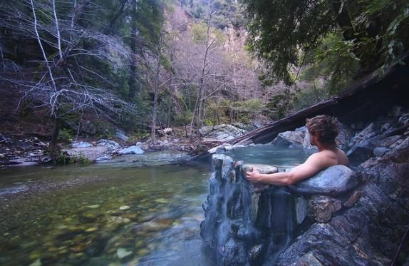 10 Best Places To Be Nude Outdoors Hot Tubs In Big Sur