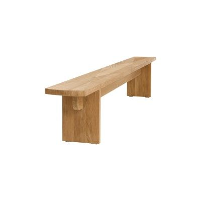 Teak Bench from the Summit X Collection
