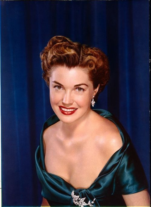 Esther Williams, photograph for the cover of Modern Screen magazine March 1951 by Nickolas Muray. The color carbro process used to create the photograph is a layered pigment print process, of which Muray was a master. The colors are incredibly rich and vibrant. Light bounces through the paler parts of the photograph and it often subjects seem to emit a glow.