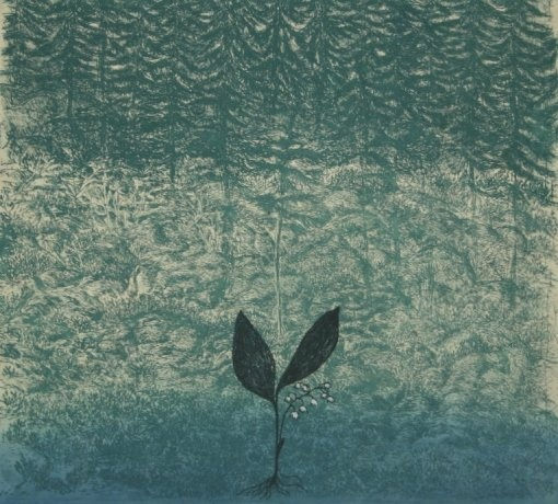 Inari Krohn (1945-) - Lily in the Valley Farewell