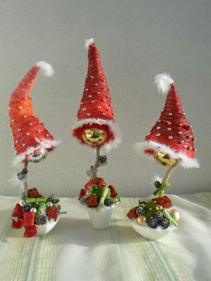 these would be fun to make with all kinds of little decorations ....This says:   332e1ac703631ba68f28d703a9f64eb3.jpg (720×960)