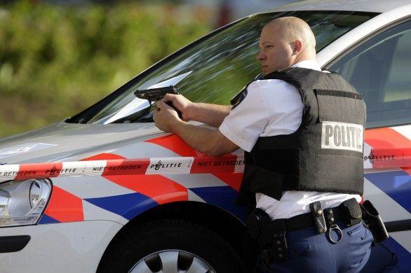 @POL_Boer in actie! politie, pistool, vuurwapen