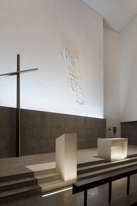 Notre Dame Rosary Church by ENIA Architectsv