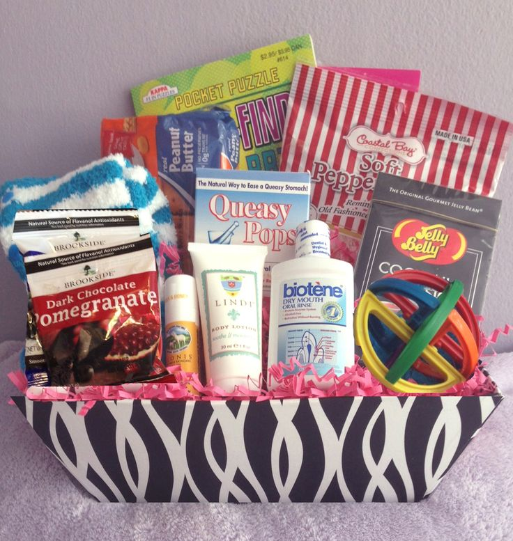 29 Best Gift Baskets For Cancer Patients Images On