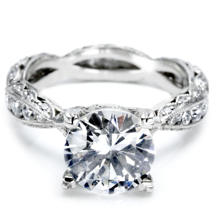 140 best Tacori Engagement Rings images on Pinterest