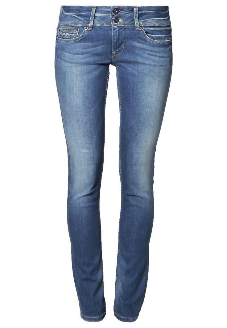 Pepe Jeans LADIES EDITION PANT - Jeans Slim Fit - 200 - Zalando.de
