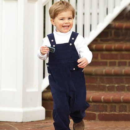 infant/toddler - Riley Overall