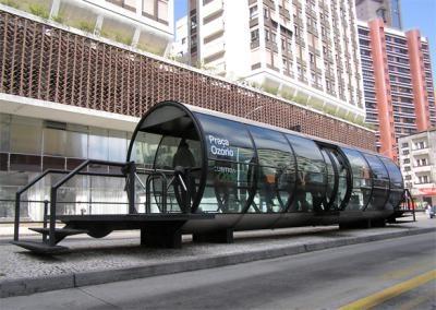 unusual public transportation