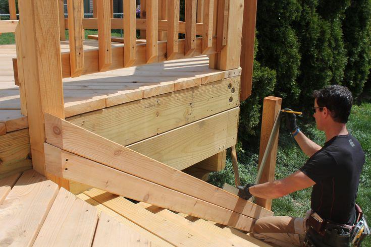 Best 156 Best Images About Deck Build On Pinterest Wood Decks 400 x 300