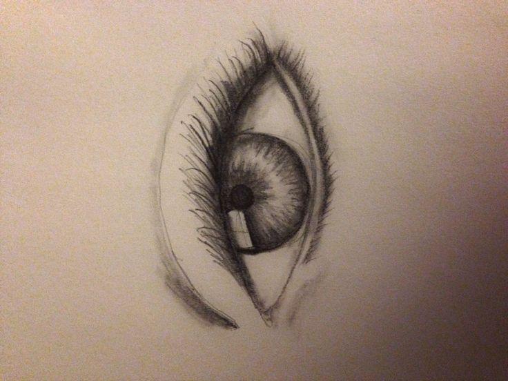 I drew another eye