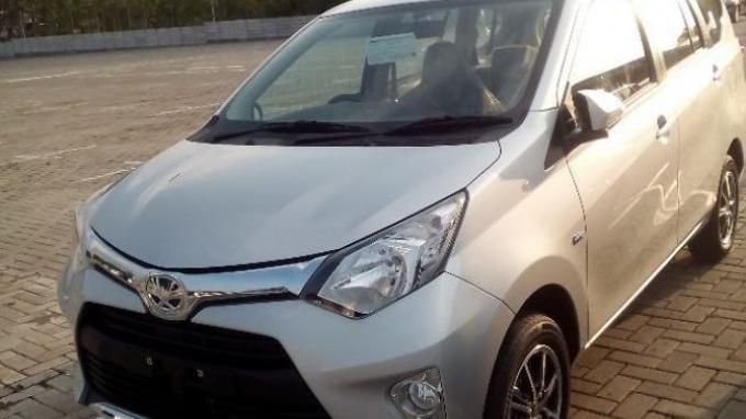 Mobil Murah Toyota Calya Dijual Kisaran Rp 129 Juta