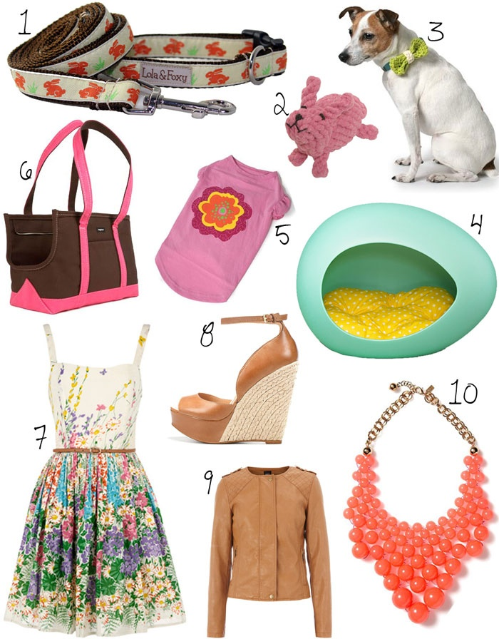Celebrating Easter with your pooch? Here's some Easter style inspiration!