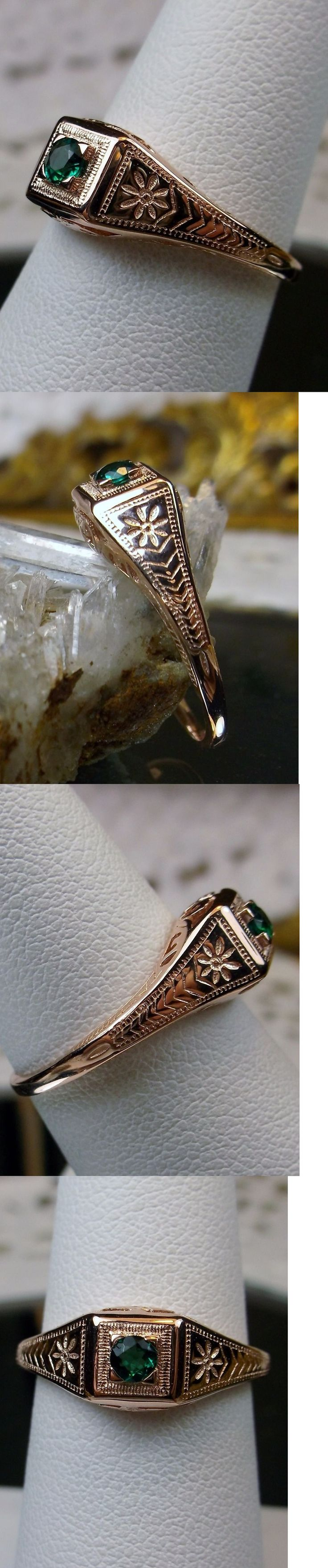 The 25 best Natural emerald rings ideas on Pinterest