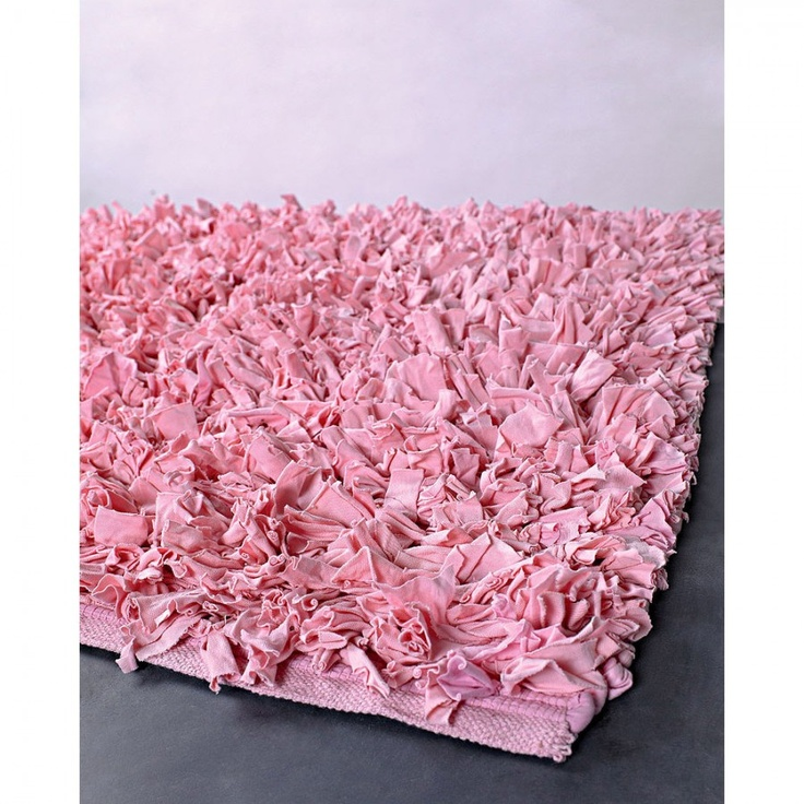 Big Pink Rug Home Decor