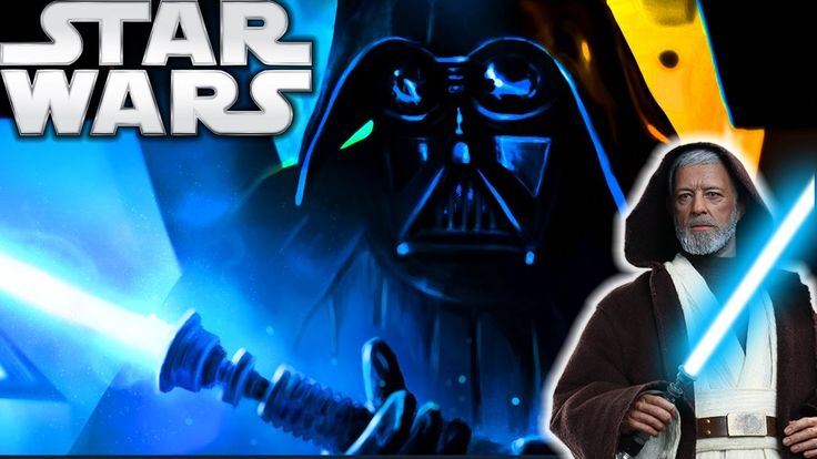 What Happened to Obi-Wan Kenobi's Lightsaber After A New Hope? (Legends) - Star Wars Explained - YouTube