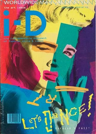 i- D magazine 80's