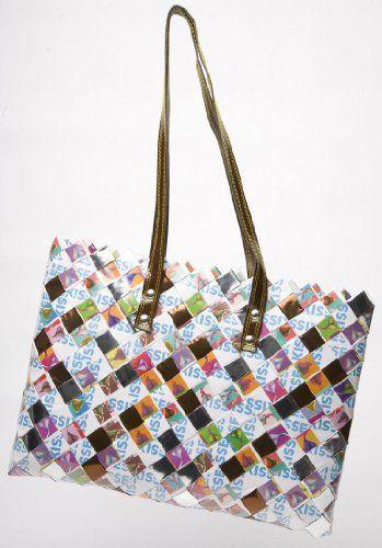 Nahui Ollin Candy Wrapper Bags Candy Tote Hershey Kisses - http://handbagscouture.net/brands/nahui-ollin/nahui-ollin-candy-wrapper-bags-candy-tote-hershey-kisses/