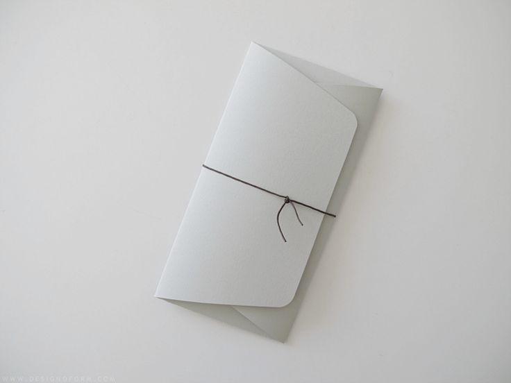 envelope …