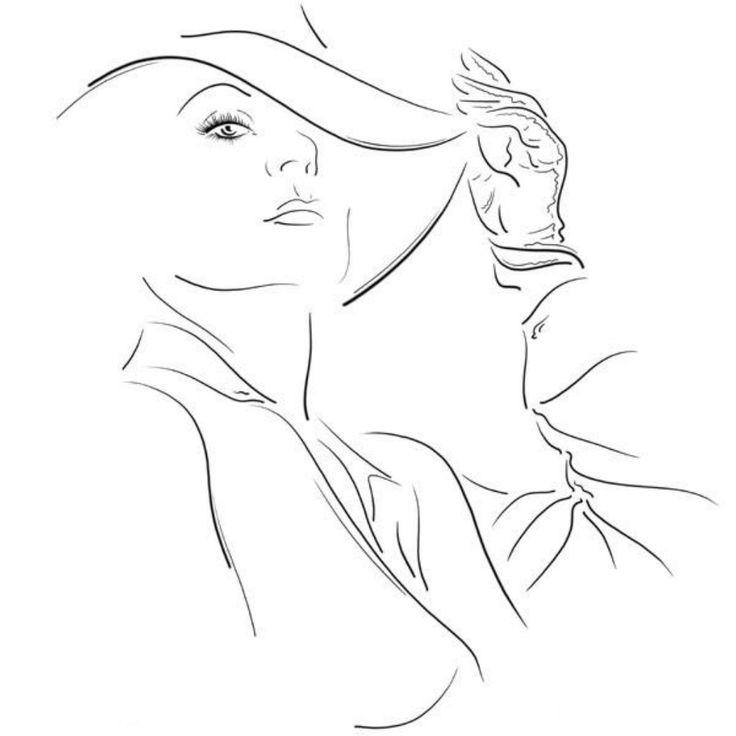 силуэт элегантной девушки в шляпе: 33 тис. зображень знайдено в Яндекс.Зображеннях