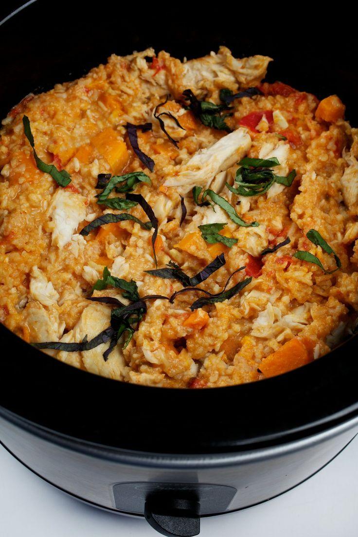 Thai-Inspired Slow-Cooker Tilapia