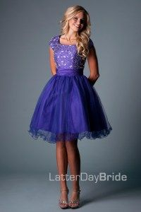 17 Best images about Modest Prom Dresses on Pinterest   Modest ...