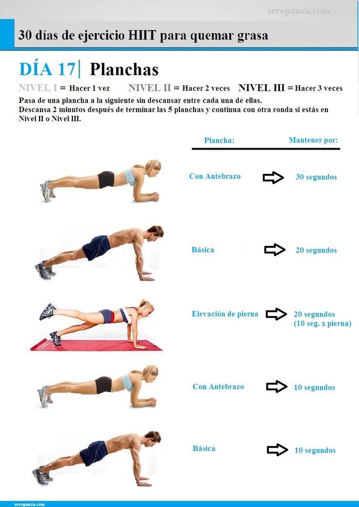 Circuito Quema Grasa Gimnasio : Mejores imágenes sobre ejercicio en pinterest salud