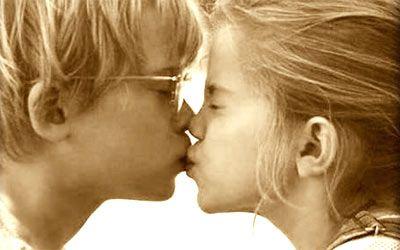 MY GIRL  -- Mi primer beso!