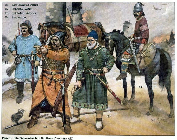 Persian Sassanian Armies