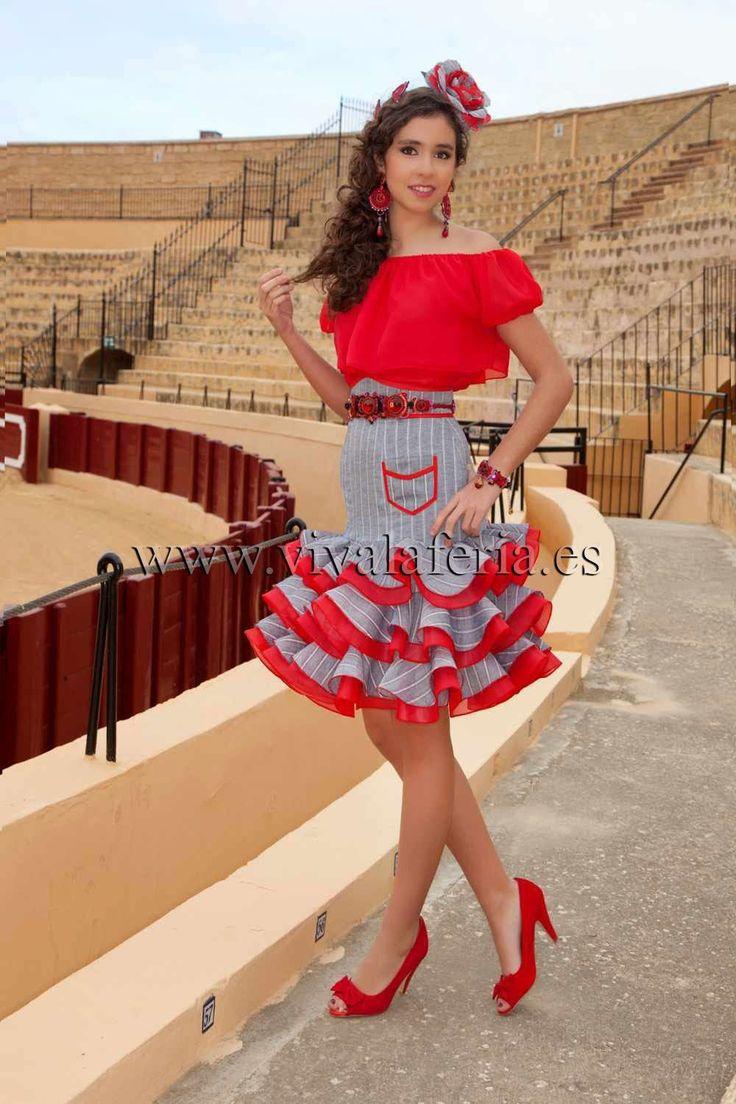 Espejo de Guadalupe Moda Flamenca
