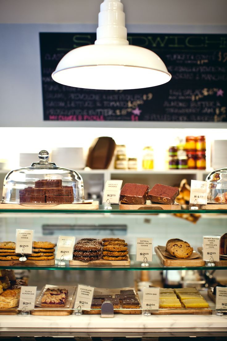 Bakery Visual Merchandisign
