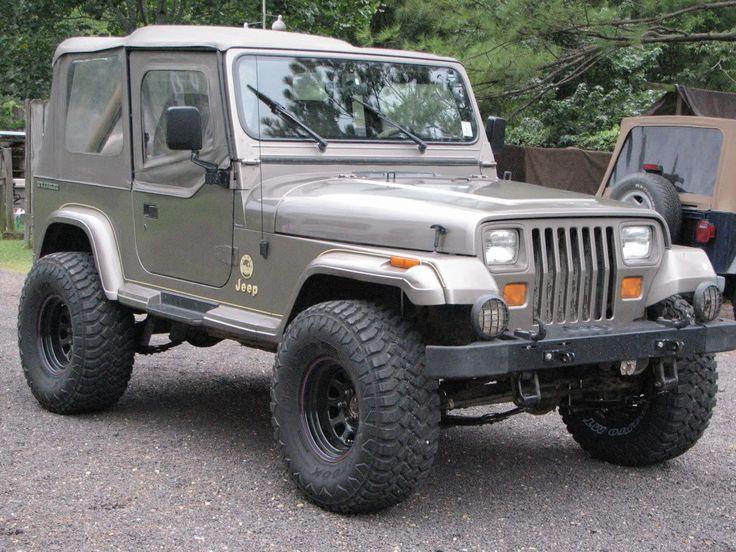 Jeep Wrangler Sahara (1991)
