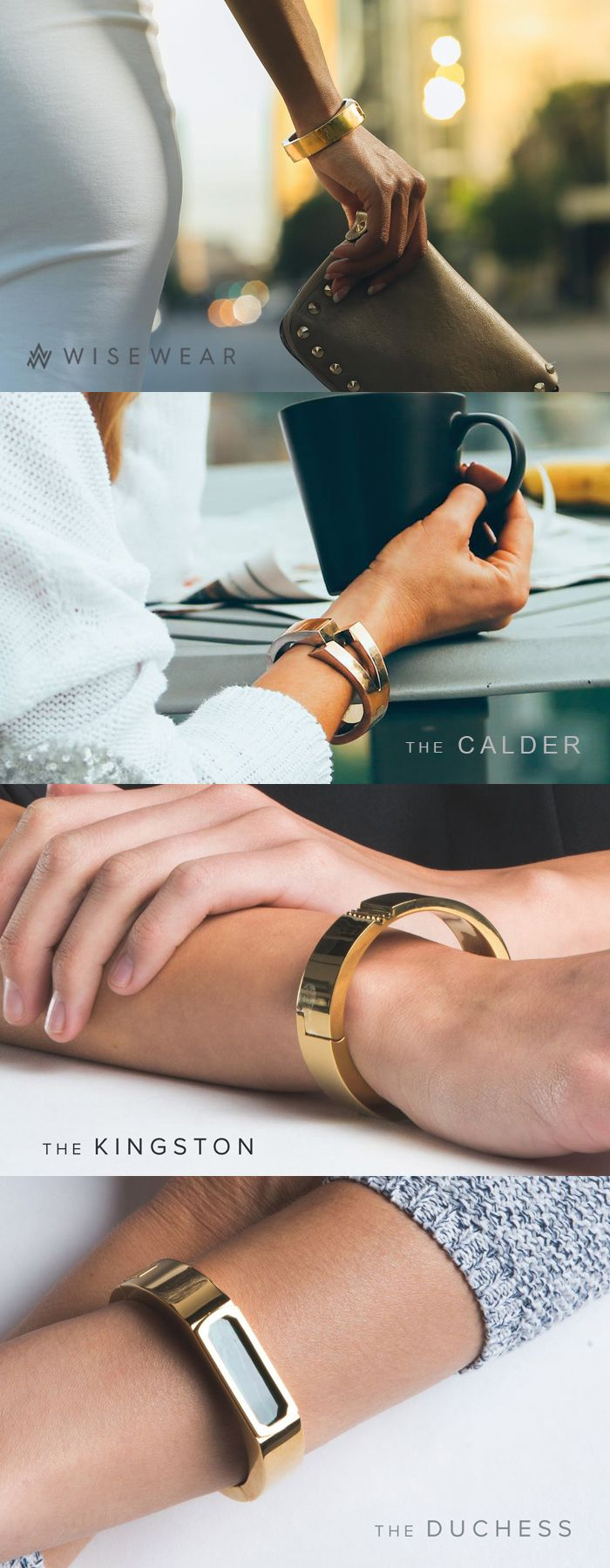 WiseWear Smart Bracelets - Function Meets Fashion