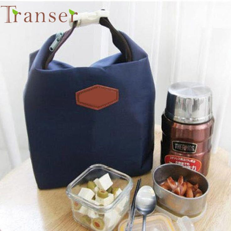 #AliExpress Insulated Pouch Cooler Tote Portable  Waterproof Food Storage Bag gastronomic lunch bags Navy Comfystyle san25 ga (32801266878) #SuperDeals