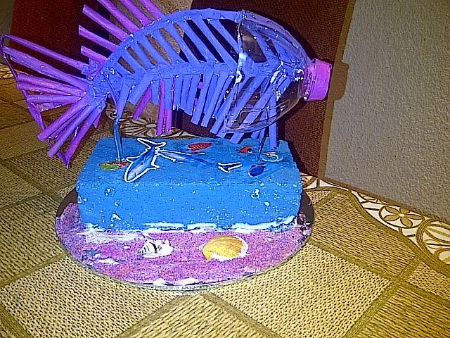 Fish Skeleton 2