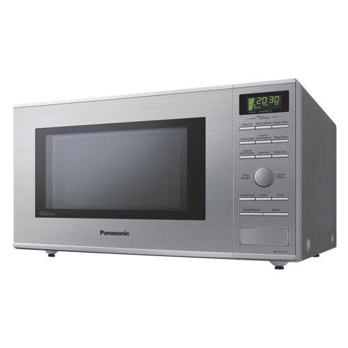 need a new microwave  Panasonic 1.2 Cu. Ft. Microwave (NNSD671S) - Stainless Steel #SetMeUpBBY