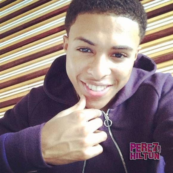 Diggy Simmons, Rev Run's Adorable Little Boy, Turned Into A Super ...