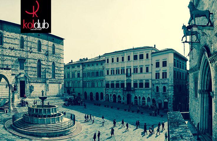 Koldub è protagonista a Perugia, il trucco Italiano più Evoluto