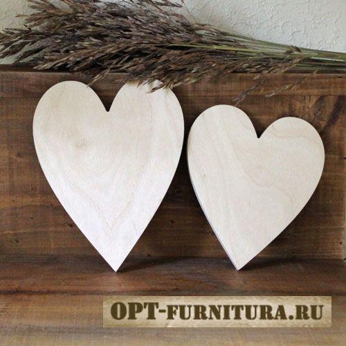 Панно в ассортименте для декупажа и росписи на opt_furnitura.ru #панно #заготовка #декупаж #сердце