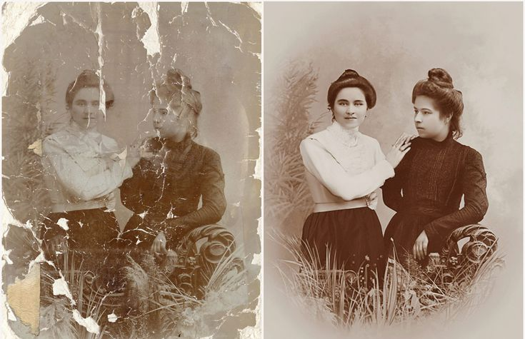 Photo Restoration  Dust and Scratches Removal(Tutorial)