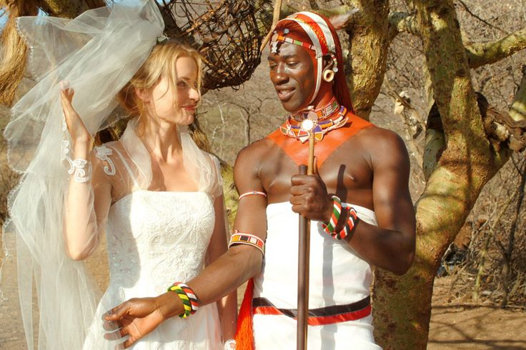 Biała Masajka /Die Weisse Massai/ - reż. Hermine Huntgeburth (2005)