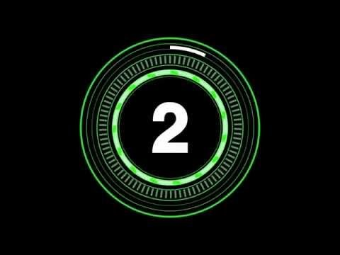 5 Second Countdown Timer Clock Animation in After Effects