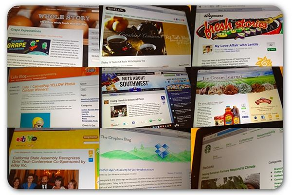 Business blogging is no easy task. Blogging for a large brand or corporate is even harder in terms of striking the right toneand building an audience while keeping readers engaged.     For all of those in this situation, here are 40 of the best blogs from around the world to provide some inspiration for your own corporate blog.