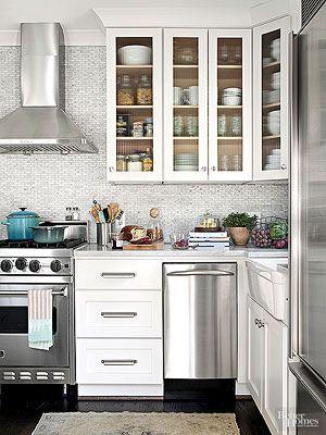21 Best Kitchen Images On Pinterest Gorgeous Basic Kitchen Cabinets Inspiration Design