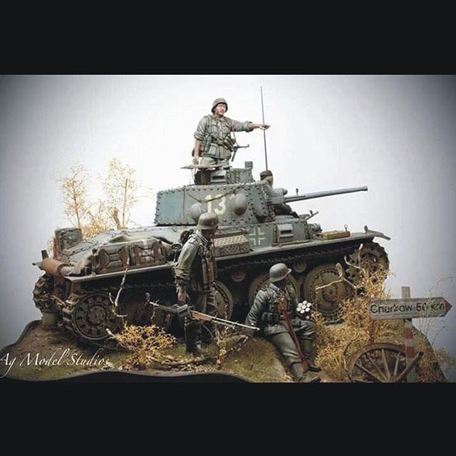 Panzer 38 T Ag Model Studios From Pinterest Scalemodel Plastimodelismo Miniatura Miniature Miniatur Hob Military Diorama Scale Art Military Modelling