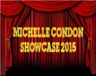 MICHELLE CONDON, 31 May 2015, 7.30pm, Tickets 15 Euro