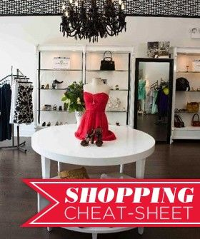 The Ultimate Chicago Shopping Cheat-Sheet