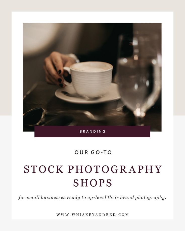 Our Top Stock Photography Shops